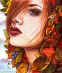 Ode to Autumn by eajna