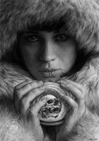 Winter by eajna