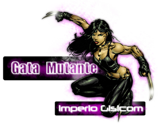 gata mutante transparentee by jon1wt