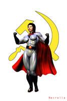 Olga Yezhov, Necrella style by Soviet-Superwoman
