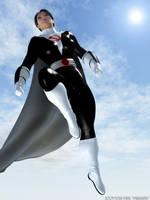 Red Star Ascendant by Soviet-Superwoman