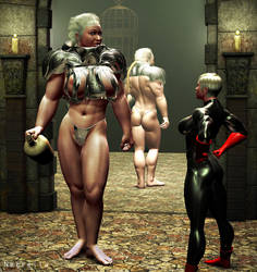 Twilight of the Gods by Soviet-Superwoman