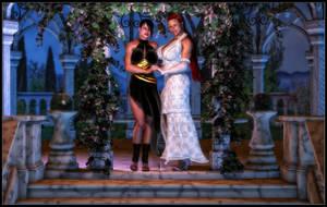 Wedding Day, part one by Soviet-Superwoman