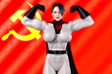 T-Shirt Design by Soviet-Superwoman
