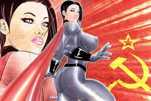 Soviet Superwoman by Banjim by Soviet-Superwoman