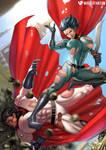 Doppelganger, part three by Soviet-Superwoman