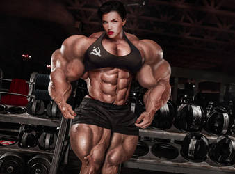 Soviet Superwoman, Going Massive by Soviet-Superwoman