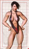 The Infamous Battle Bikini! by Soviet-Superwoman