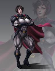 Hero of the Soviet Union, Four-Time Recipient by Soviet-Superwoman