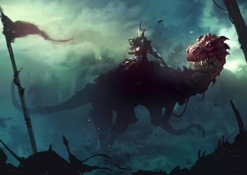 Dino by LASAHIDO