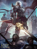 Swordman of Eternity Advance Version by LASAHIDO