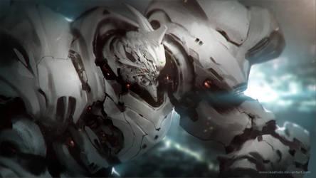 Robot3 by LASAHIDO