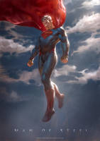 Man Of Steel by LASAHIDO