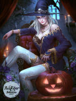 Hellowitch by LASAHIDO