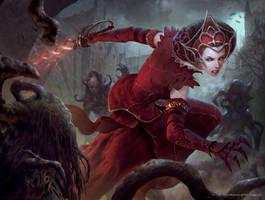 Furyblade Vampire by LASAHIDO