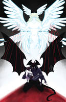 Devilman Crybaby by neofeliss