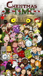 Christmas TIME! 2012. by ScribbleNetty