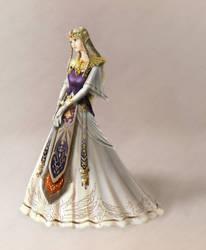 Zelda by Riluna