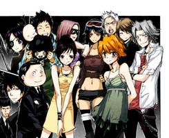 Everyone - KHR by Sakura-san17