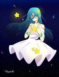 Estrella by MapachiArt