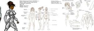 Diamond Bio Sheet by Mr-Marcus-81