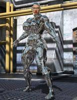 Cyber-E.V.E. by Mr-Marcus-81
