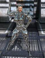 Cyber-E.V.E. 2 by Mr-Marcus-81