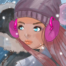 Cold by antoZ