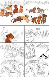 Welcome to prideland page 1 by Mydlasfanart