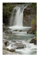 Wanaka Waterfall by anjules