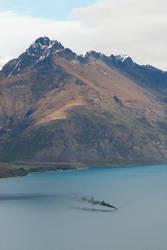 Walter Peak by anjules