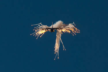 Hercules flares by anjules