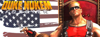 Duke Nukem Forever -signature- by Hylian