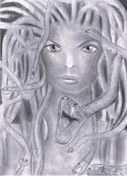 Medusa by TheAxelLove