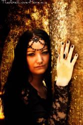 princess of forest / Pricesa del bosque by TheAxelLove