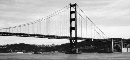 Golden Gate Bridge by mrc