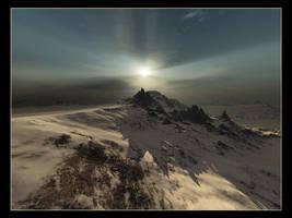 Arctic Beams by environaut