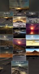 2006 Terragen Calendar by environaut