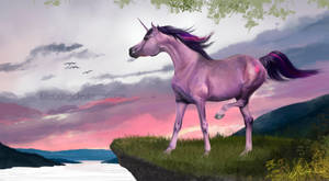 Twilight Sparkle by JulieBales