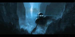 The Sentinel by DamienSaelak