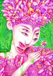 Jewel queen by Birni4