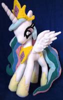 Princess Celestia Custom Plushie My Little Pony by Margodesign-de
