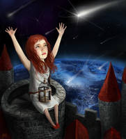 Catching Stars by meluseena