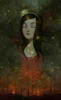 I Dreamt I Rose Above It by meluseena