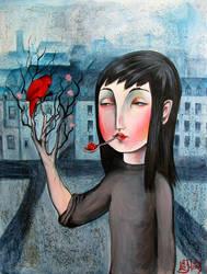 My sweet metropolitan Daphne by meluseena