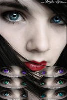 Bright-Eyes Contacts by Addicted2Manga
