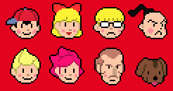 Earthbound!! by Pixelsparkz