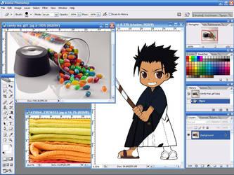 My Desktop by mint9