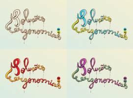 Ergonomic Solutions by typefunk