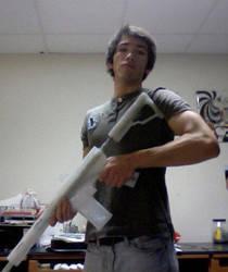 me n my gun by Zidane117